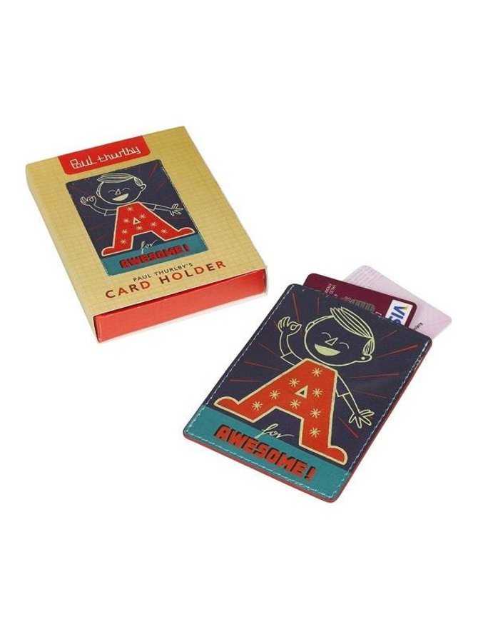 Leather Card Holder - Paul Thurlby kopen