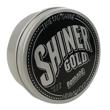 Heavy Hold Hair Pomade