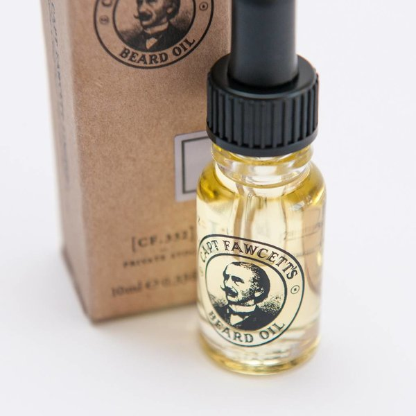 Limited Beardoil in het