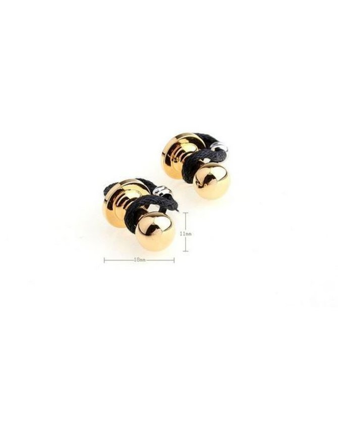 Cufflinks with ships rope kopen