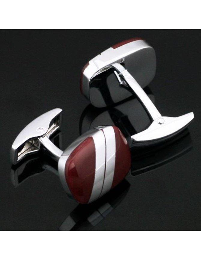 Cufflinks and Tie Clip gift set kopen