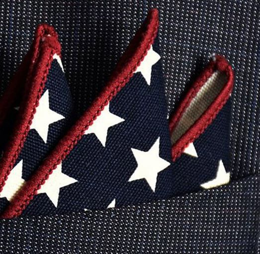 Hip handkerchief - Stars