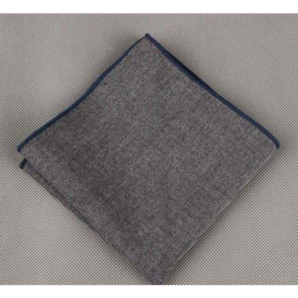 Trendy Handkerchief Grey in het