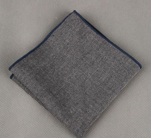 Trendy Handkerchief Grey