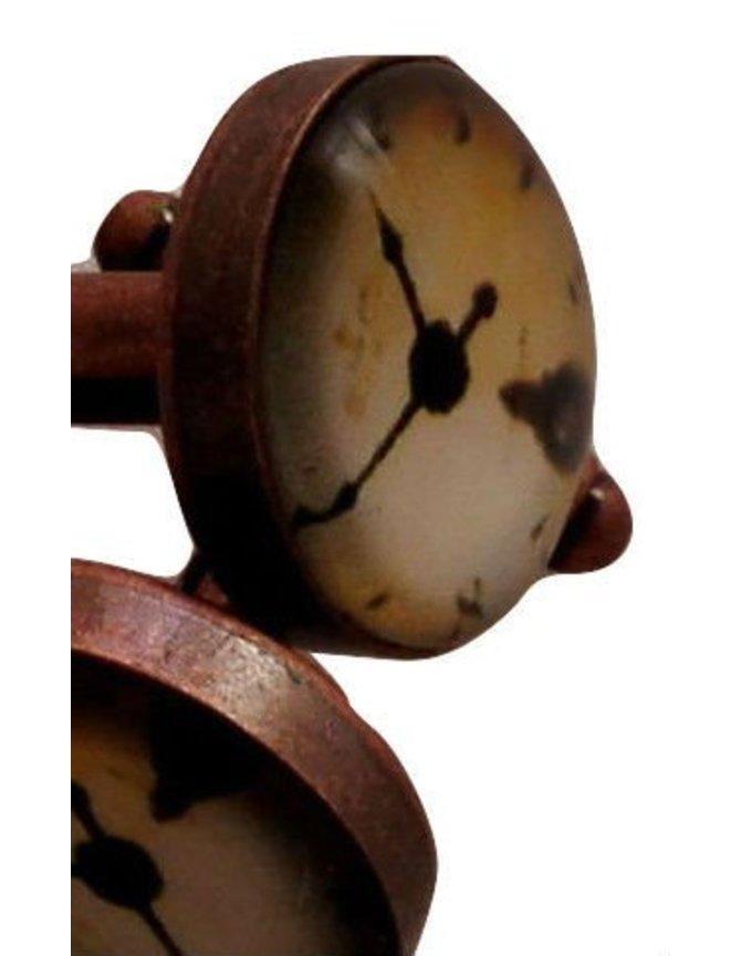 Cuff Links Clock Design kopen