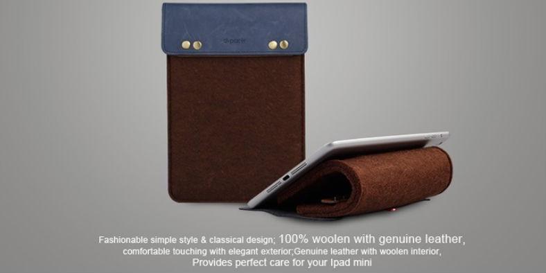 heren accessoire voor ipad mini