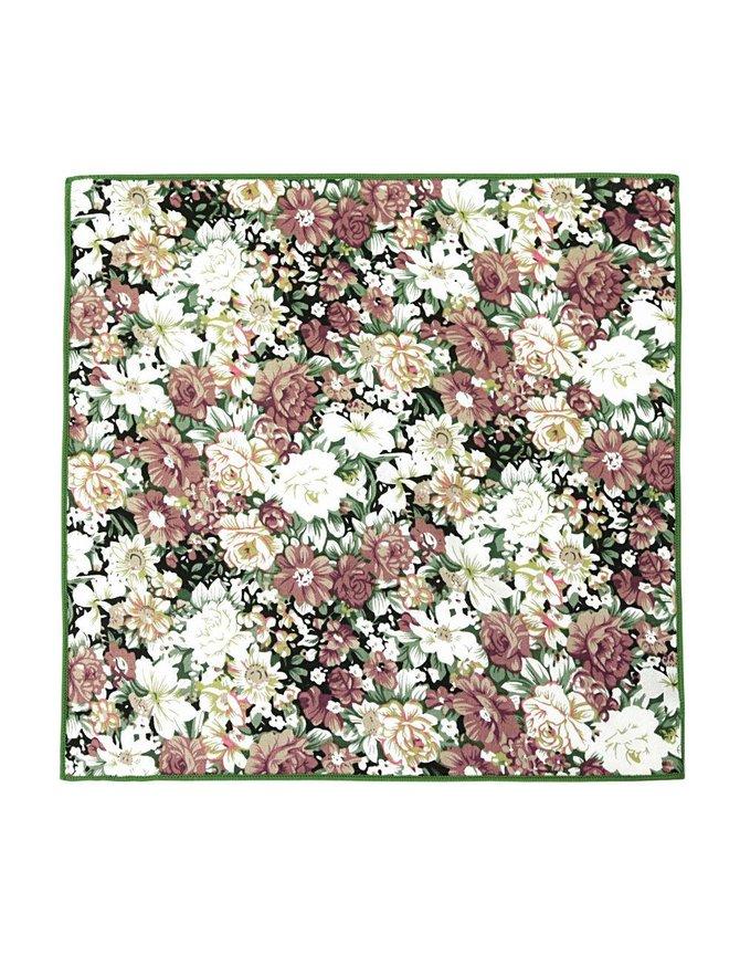 Katoenen Pochets - Floral kopen