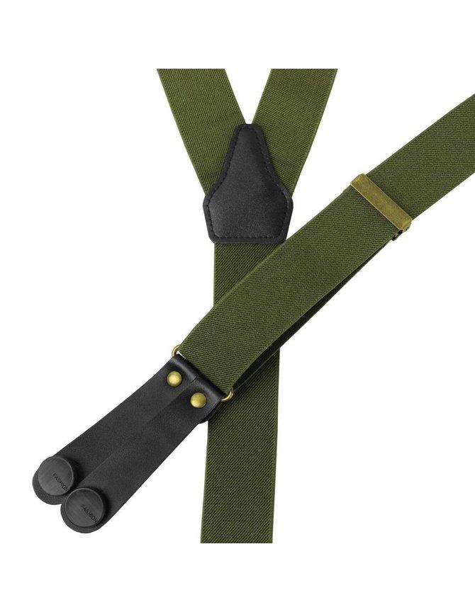 Hardy Braces Army Green kopen