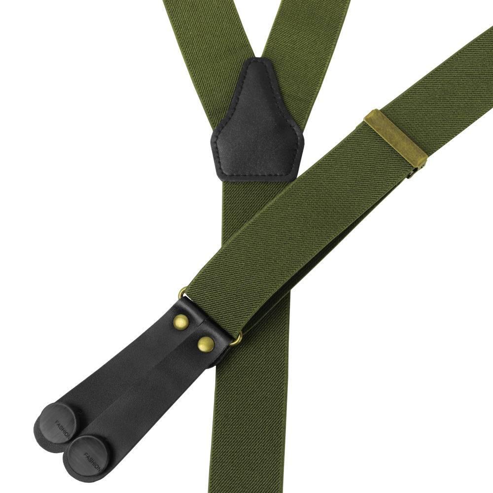 Bretels Army Groen