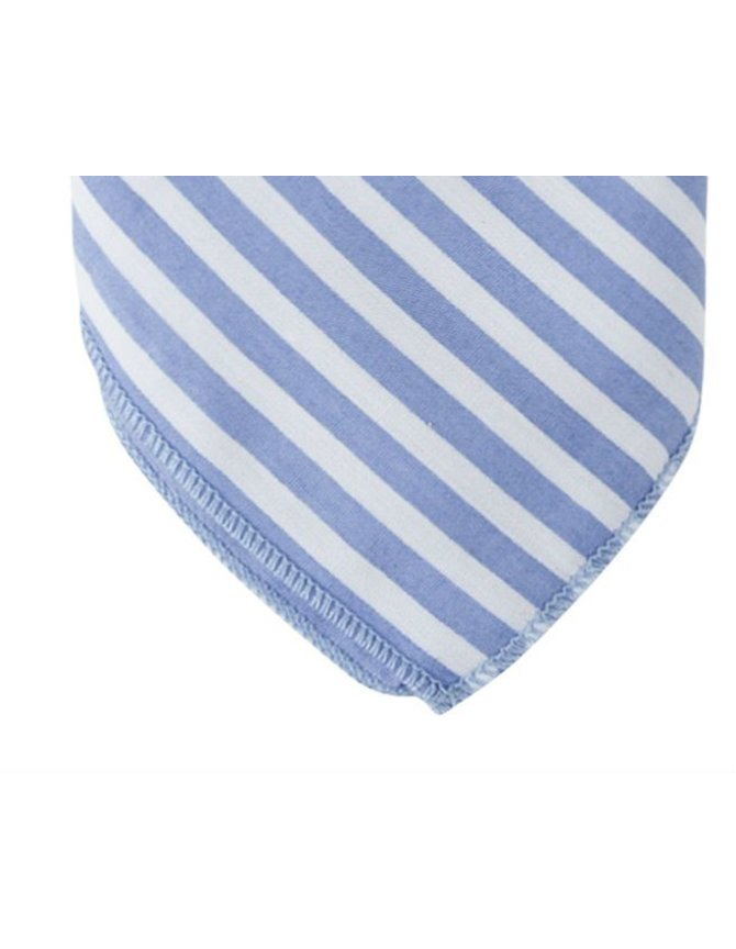 Hanky lightblue stripes kopen