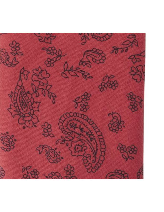 Red Paisley Pocket Square kopen