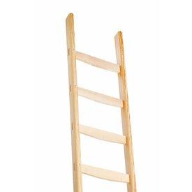 Van Eldik Est.1891 Enkele houten ladder (vaste ladder)