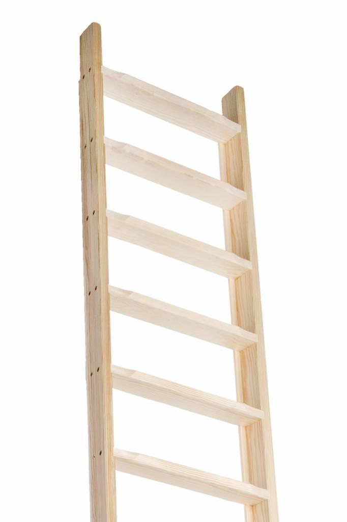 van eldik houten zoldertrap hoogslaper