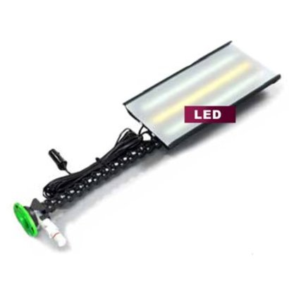 LED Dent Lamp (white/yellow) 12V