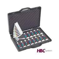 Aqua Colour mixing System B3, basis mengkleuren voor het spuiten van kunststof, leder en vinyl.