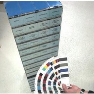 Standard box color selector