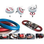 """anneau de renfort pour le montage des pneus 10"""" tot 14"""""""
