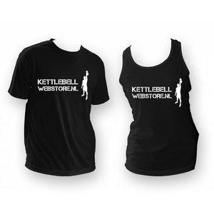 Gratis T-shirt KettlebellWebstore.nl