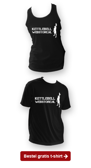 Kettlebell t-shirt bestellen