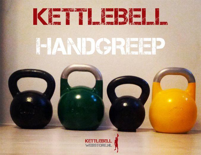 Kettlebell handgreep - Verschil competitie kettlebell handgreep en gietijzeren kettlebell handvat