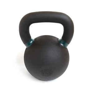 Kettlebell 24 kg poedercoating - Powder coat kettlebell