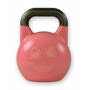 Competition kettlebell 8 kg staal - competitie kettlebell