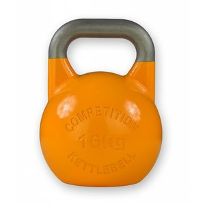 Competition kettlebell 16 kg staal - competitie kettlebell