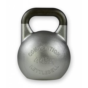 Competition kettlebell 44 kg staal - competitie kettlebell