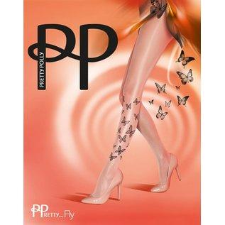 Pretty Polly Fly Tatoo Panty
