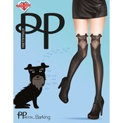 Pretty Polly Puppy Suspender Tights
