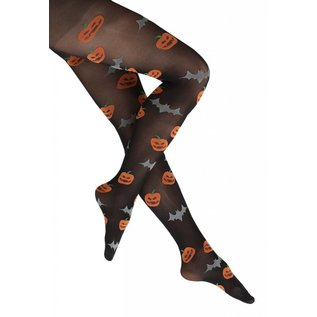 Pretty Polly Halloween Pumpkins Tights