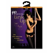 Pretty Polly 40D. Opaques Link up Stockings