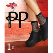Pretty Polly Ropenet Anklehighs