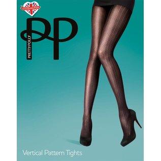 Pretty Polly Vertical Pattern panty