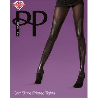 Pretty Polly Geo Print Tights