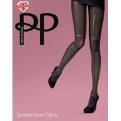 Pretty Polly Sparkle Panel Tights