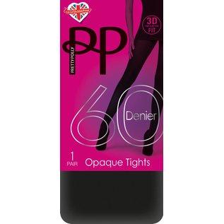 Pretty Polly 60D. 3D. Tights
