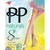 "Pretty Polly 8D. ""Naturals"" Summer Hold Ups"