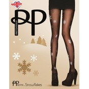 Pretty Polly Sneeuwvlok panty