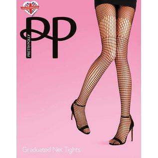 Pretty Polly Square Net Tights