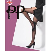 Pretty Polly Spiral Dot Tights