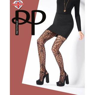 Pretty Polly CobWeb Net panty