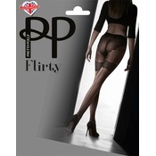 Pretty Polly Backseam Panty with Body detail