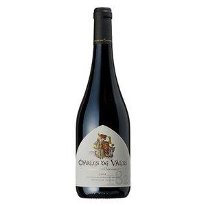 Domaine des Chanssaud  Charles de Valois Cotes du Rhone Vieilles Vignes 2015