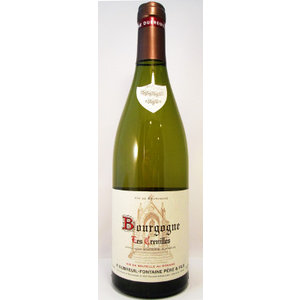 "Dubreuil-Fontaine Bourgogne chardonnay ""Crenilles"" 2015"