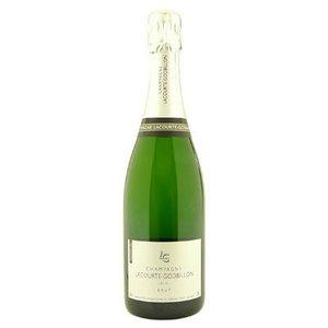 Lacourte-Godbillon, Champagne Brut, Halve fles  (375 ml)