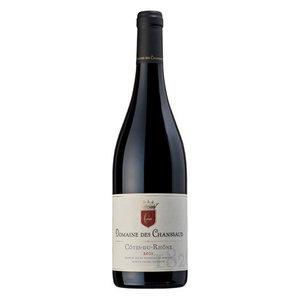 Domaine des Chanssaud  Cotes du Rhone 2016 Halve fles  (375 ml)