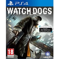 EA PS4 Watch Dogs