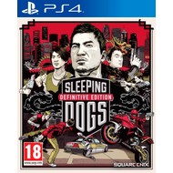 Square PS4 Sleeping Dogs Definitive Edition