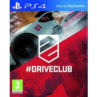 Sony PS4 Driveclub (Drive Club)